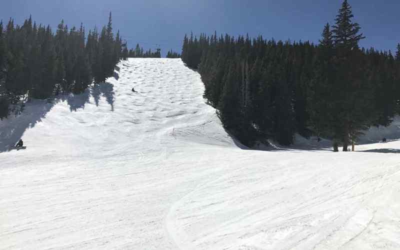 Corsair Ski Trail
